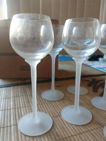 Taças de cristal legítimo - Foto 2