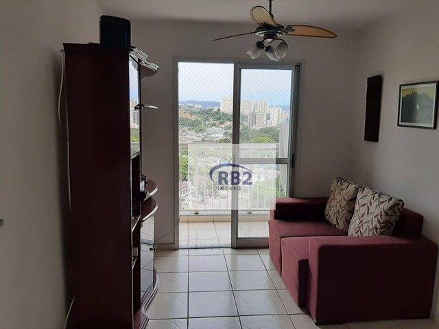 Apartamento com 3 dormitórios à venda, 79 m² por R$ 370.000,00 - Centro - Niterói/RJ