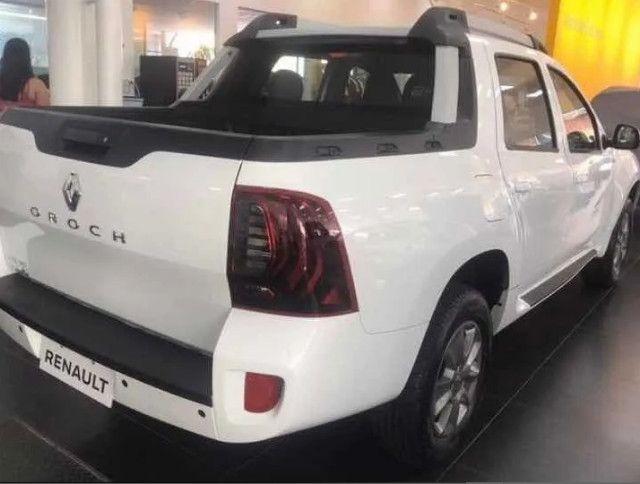 Promoção - Renault Oroch Dynamique 1.6 2020/2021 0km - Foto 2