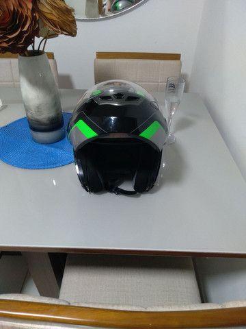 Vendo capacete novo - Foto 2