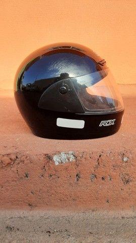 2 capacetes + 2 capas (gratuito) - Foto 16