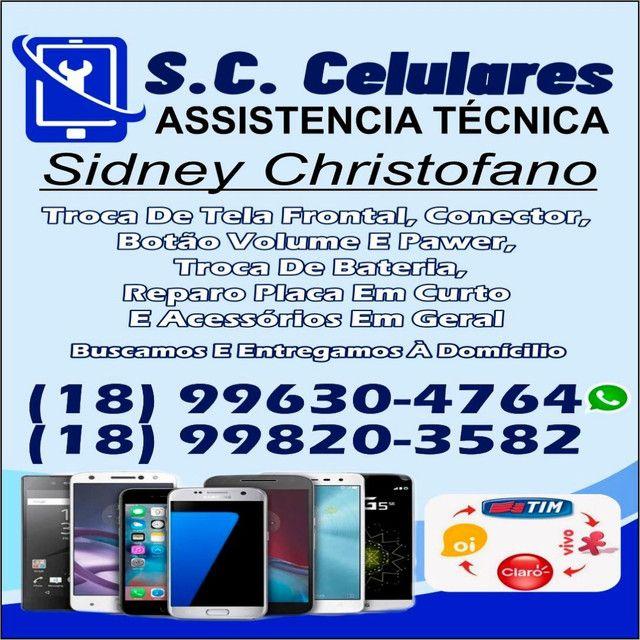 S C Celulares Assistência Técnica ..