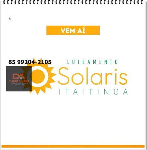 Lotes Solaris em Itaitinga-Gererau #$% - Foto 2