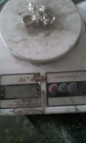 Cordao prata - Foto 2