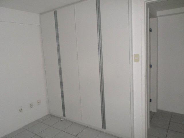 AL16 Apartamento 3 Quartos, 2 Suítes+Dependência, Varanda, 4 Wc, 2 Vagas, 100m² Boa Viagem - Foto 3
