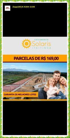 Loteamento Solaris - Faça uma visita-$@$ - Foto 2