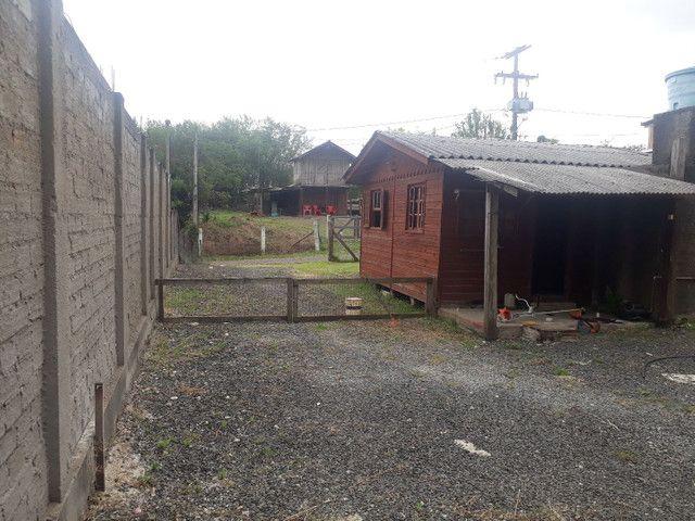 Vendo casa com dois terrenos 22x30 - Foto 4