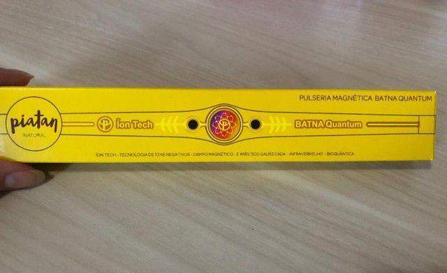 Pulseira Magnética Batna Quantium Piatan - Foto 4