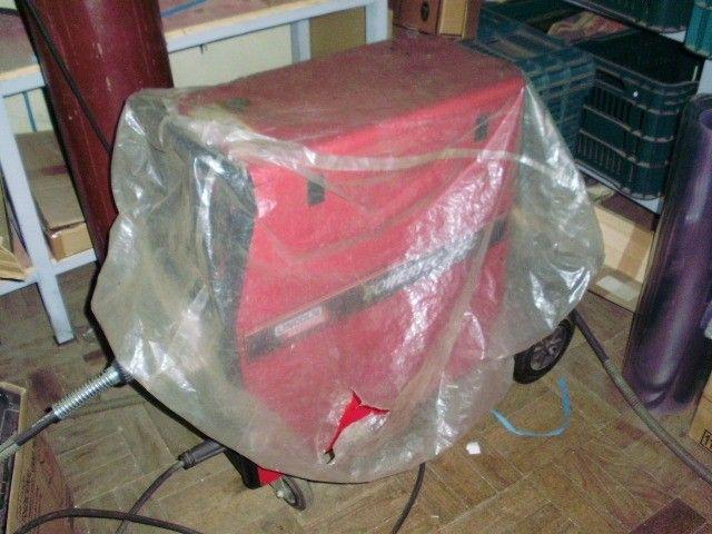 maquina solda mig lincoln 250 amperes  - Foto 2