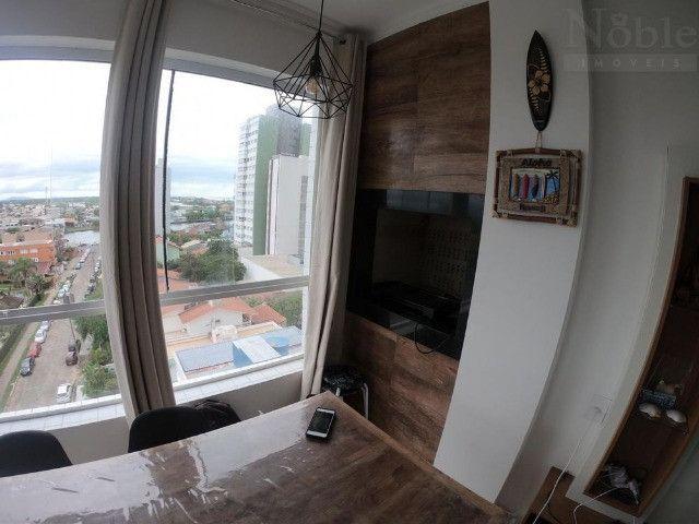 Excelente apartamento em Torres - 2 dormitórios (1 suíte) - Praia Grande - Foto 7