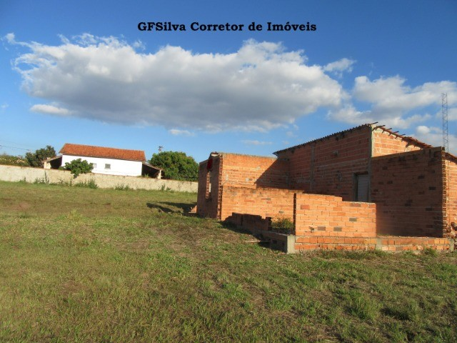Terreno 1.000 m2 com construção água lúz internet Escritura Ref. 116 Silva Corretor - Foto 2
