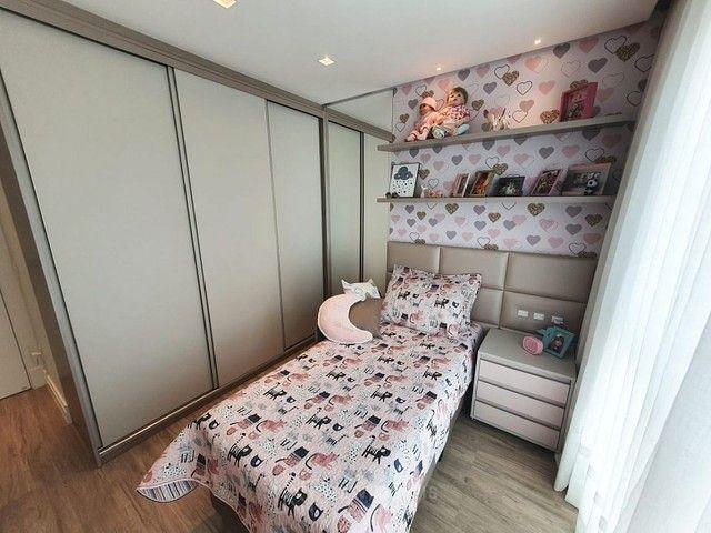 Apartamento novo 3 suítes 2 vagas em Balneário Camboriú - Foto 12
