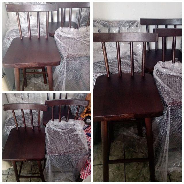 Cadeiras Bistrô