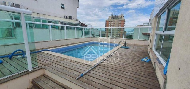 Apartamento com 3 dormitórios à venda, 130 m² por R$ 748.000,00 - Ingá - Niterói/RJ - Foto 16