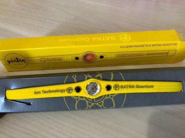 Pulseira Magnética Batna Quantium Piatan - Foto 2