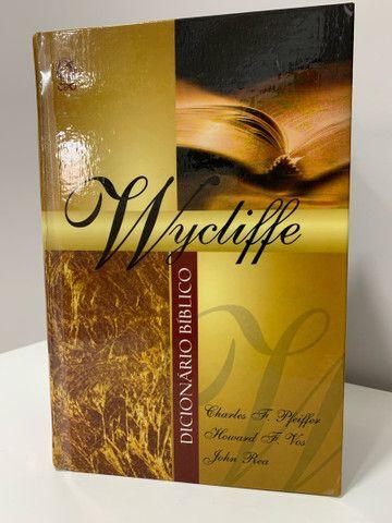 Dicionário Bíblico Wycliffe Livro O Mais Completo Do Mercado
