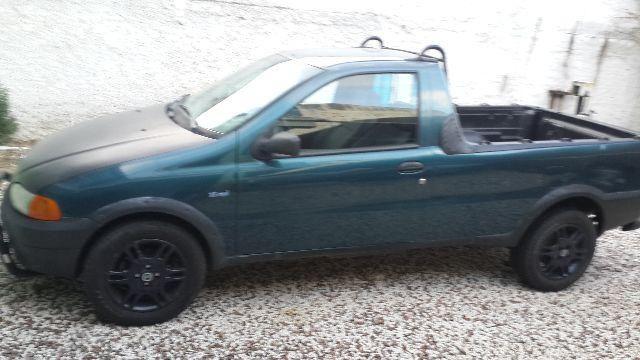 Fiat Strada 1.5 ano 2000 super conservada