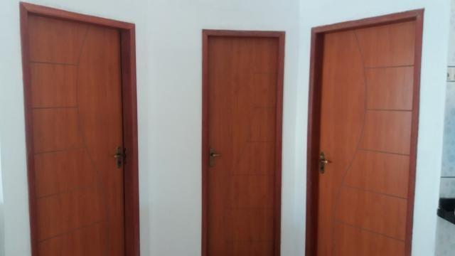 Porta de HDF