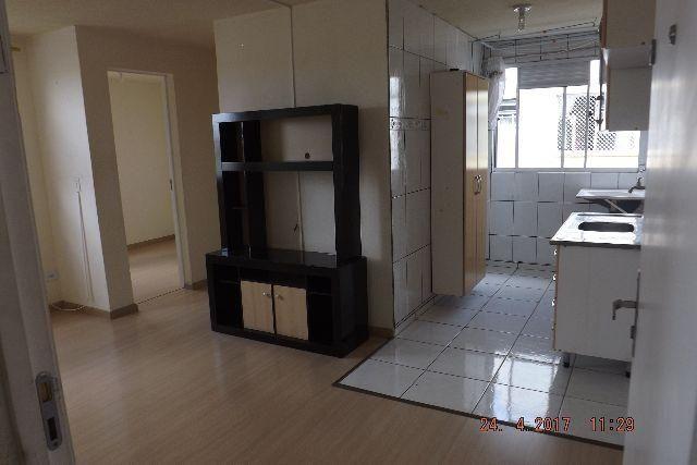 Apartamento 2 dormitórios Sítio Cercado