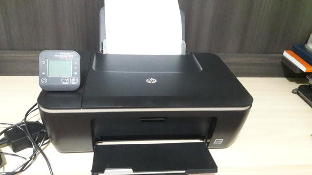 Impressora HP 3516 com kit buk-ink