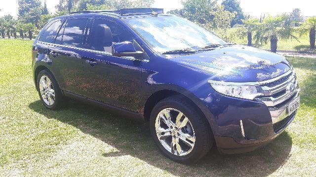 Ford Edge Limited 3.5 V6 AWD Aut c/ Teto Solar