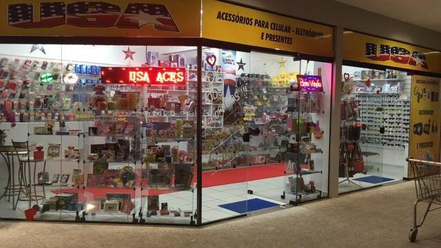 Vendo loja de eletrônicos celular e presentes