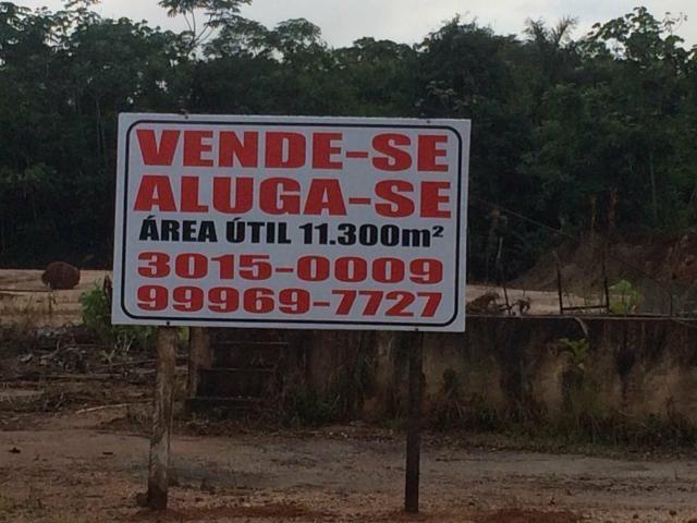 TERRENO 11300m2 - OPORTUNIDADE- VENDA OU ALUGUEL