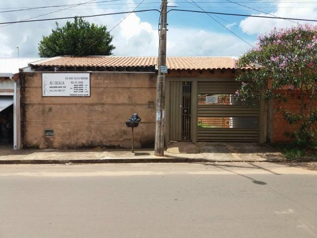 Casa, Residencial Mário Cóvas, Campo Grande-MS
