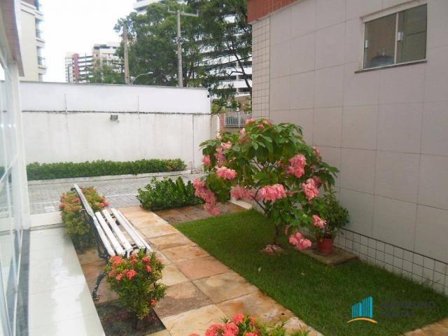 Apartamento residencial à venda, Cocó, Fortaleza - AP2611. - Foto 7