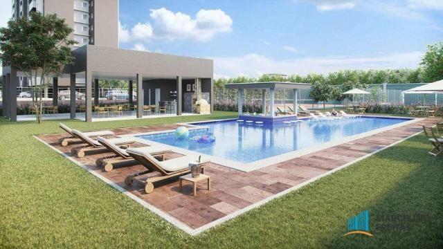 Apartamento residencial à venda, Messejana, Fortaleza. - Foto 6