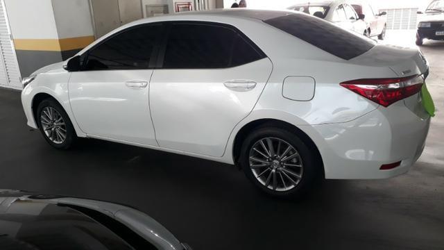 Corolla 2017 Xei 2.0 + GNV - MUITO NOVO - particular - carro de garagem - 43550km - Foto 9