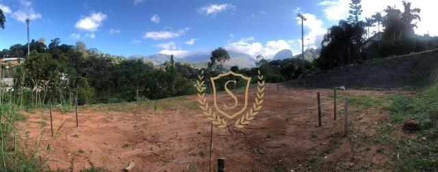 Terreno à venda, 750 m² por r$ 180.000,00 - parque do imbui - teresópolis/rj