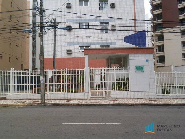 Apartamento residencial à venda, Cocó, Fortaleza - AP2611.