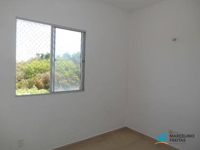 Apartamento residencial à venda, Manoel Dias Branco, Fortaleza. - Foto 13