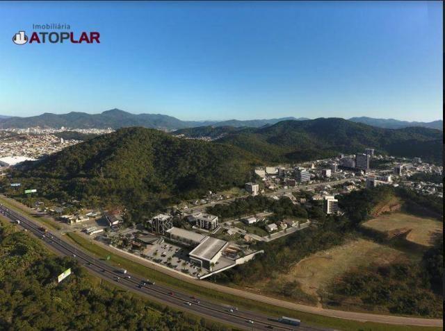 Terreno à venda, 300 m² por r$ 359.378,40 - várzea do ranchinho - camboriú/sc
