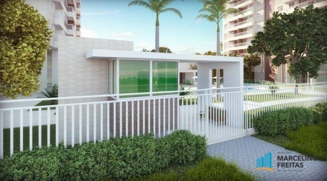 Apartamento residencial à venda, Presidente Kennedy, Fortaleza - AP2141. - Foto 2