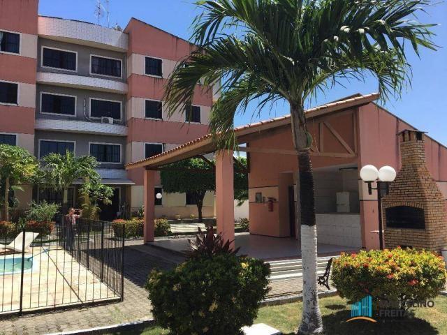 Apartamento 03 quartos, sendo 01 suíte, 02 vagas, lazer completo. Maraponga, Fortaleza. - Foto 2