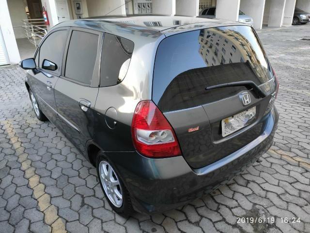Honda Fit EX 1.5 automático 2006/2007