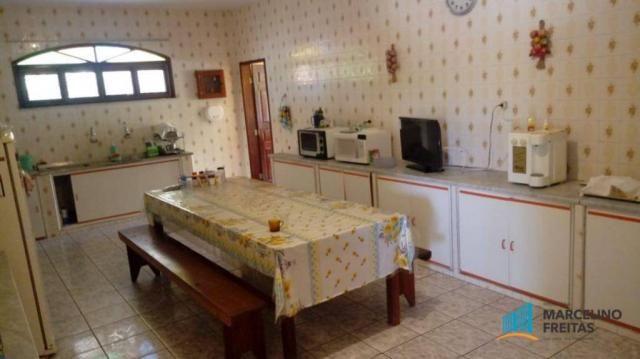 Chácara com 4 dormitórios à venda, 3960 m² por R$ 1.900.000 - Guaribas - Eusébio/CE - Foto 3