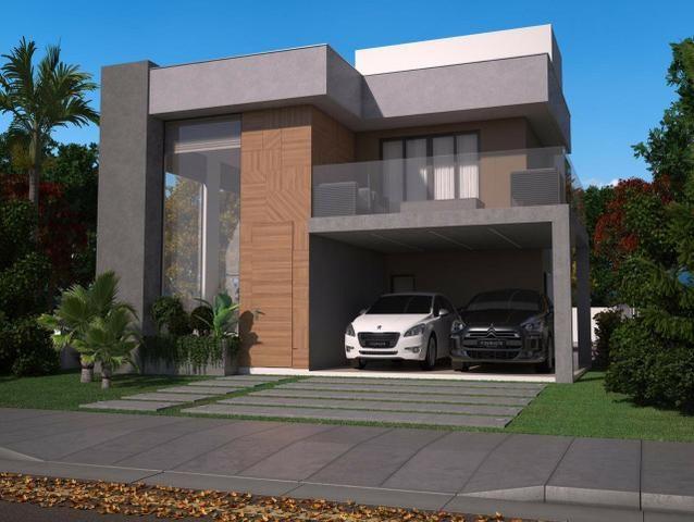 Casa residencial no Condomínio Caledônia