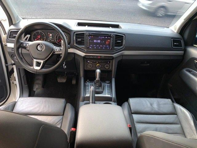 Volkswagen Amarok higline V6 3.0 diesel entrada de 10.000,00 - Foto 5