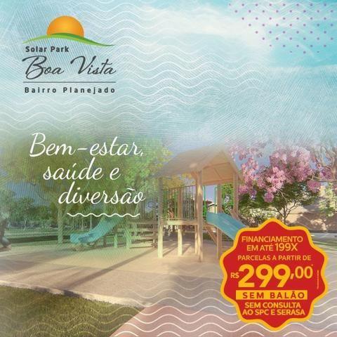 Loteamento Solar Park Boa Vista - Inhumas-Go - Foto 4