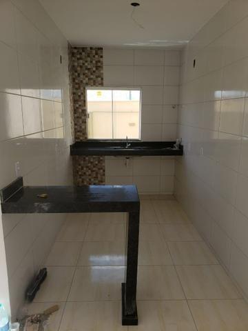 Casa 2 quartos sendo um suite - Res Santa Fe Goiânia - Foto 4