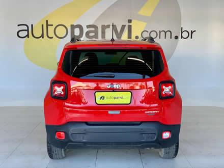 JEEP RENEGADE 1.8 16V FLEX SPORT 4P MANUAL - Foto 5