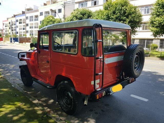 Toyota Bandeirante Jipe Curto - Foto 2