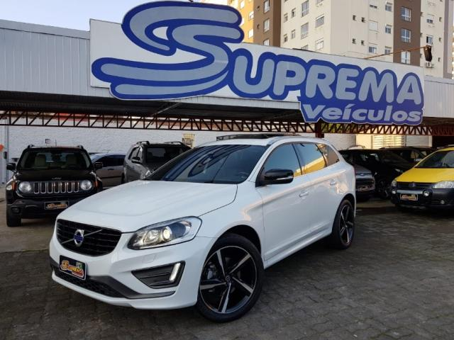 Volvo Xc60 2.0 TURBO R-DESIGN 4P