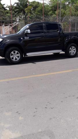 Hilux SRV 2011 4X4 Diesel AT - Foto 5