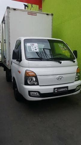 Hyundai HR 2018 Baú Muito Nova