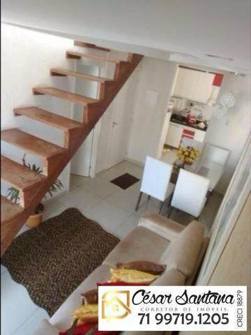 Cobertura 4/4 sendo 1 suite e terraço livre - Gran Ville das Artes - Lauro de Freiras - Foto 7
