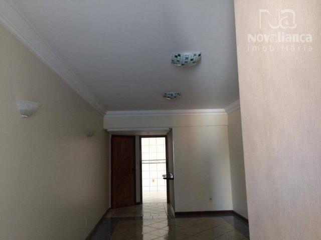 Apartamento com 3 quartos para alugar, 120 m² por R$ 1.300/mês - Praia de Itaparica - Vila - Foto 8